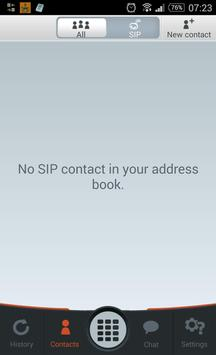 Beep  VoIP apk screenshot