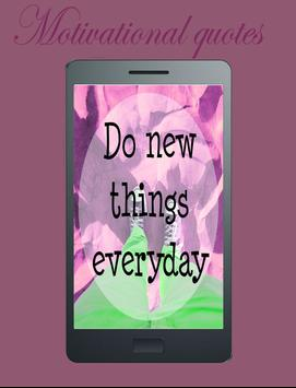 try something new - quotes poster