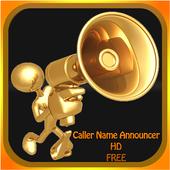Auto Caller Name Talker icon