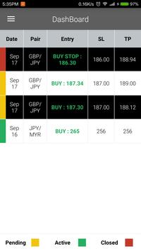 Best Forex Signal apk screenshot