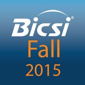 BICSI Fall 2015 icon
