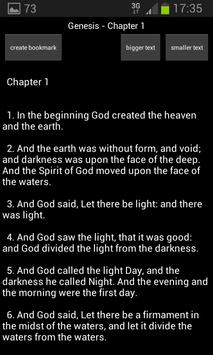 Bible - old testament apk screenshot