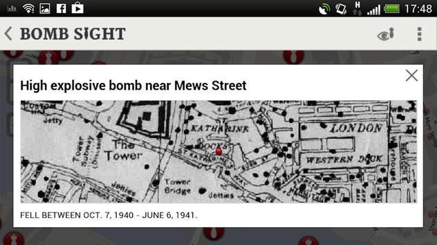 Bomb Sight apk screenshot