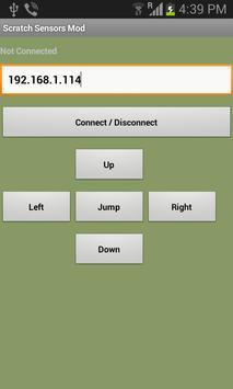 Scratch Sensor Mod poster