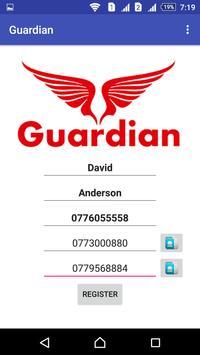 Guardian apk screenshot