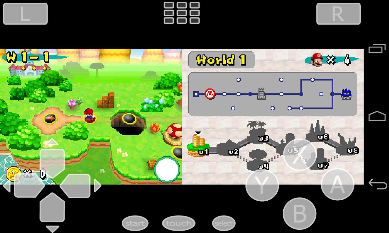 NDS emulator for Android APK Download - Free Arcade GAME ...