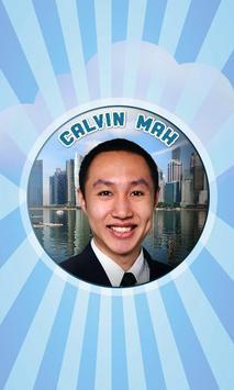 Calvin Mah poster