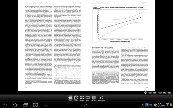 American Political Science Rev apk screenshot