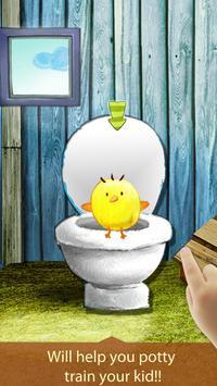 Aprender a ir al baño apk screenshot