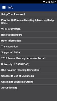 Casualty Actuarial Soc Events apk screenshot