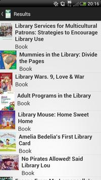 Chester County Library System apk screenshot