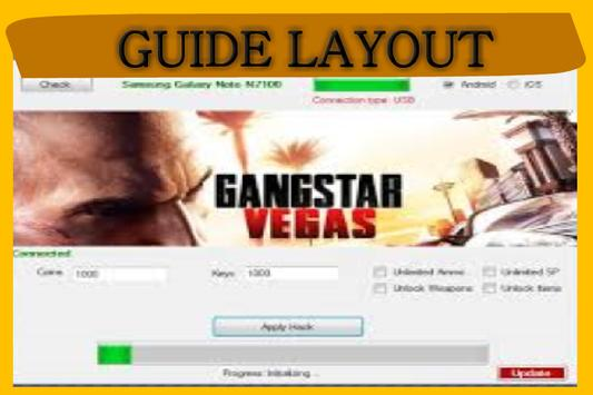 How to Hack For Gangstar Vegas apk screenshot