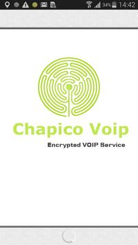Chapico Voip poster
