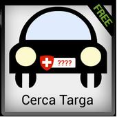 Cerca Targa icon