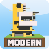 Amazing Minecraft house guide icon