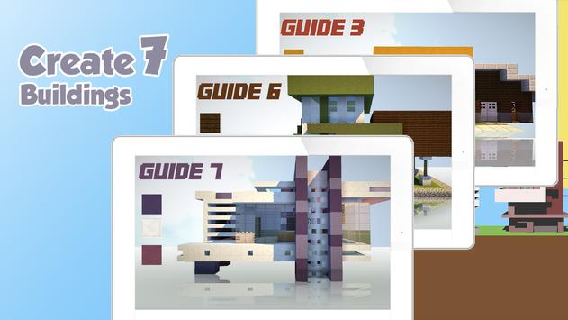 Amazing Minecraft house guide apk screenshot