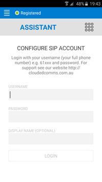 Cloudedfone apk screenshot