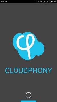 CP cloud phony poster
