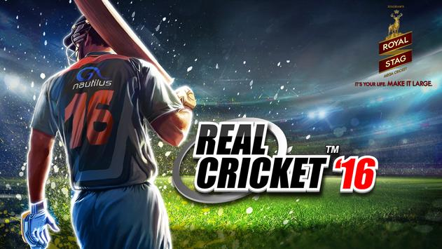 Real Cricket ™ 16 apk screenshot