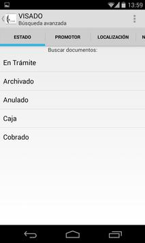 COA Sevilla apk screenshot