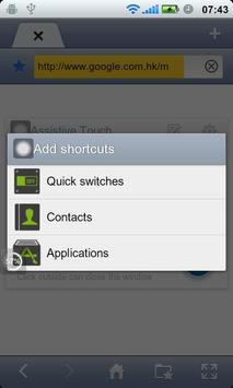Touch Me - Assistive Touch apk screenshot