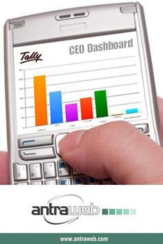 Tally CEO Dashboard poster