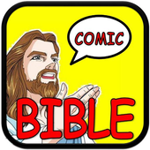 Children's Comic Bible Story icon