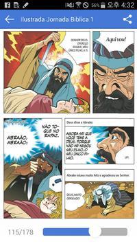 Children's Comic Bible Story apk screenshot