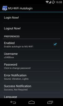MU-WiFi Autologin poster