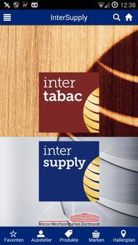 InterSupply Exhibition poster