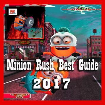 Best Guide Minion Rush Update apk screenshot