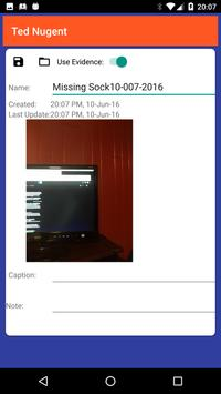 Case Manager apk screenshot