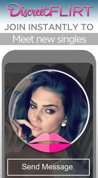 Discreet.Sex Flirt Dating apk screenshot