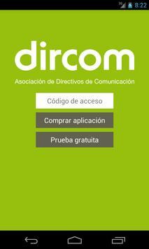 Directorio Dircom 2014 poster