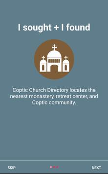 Coptic Church Directory poster