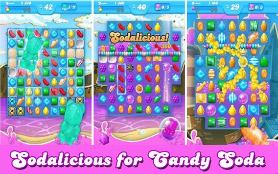 Special Candy crush soda Guide apk screenshot