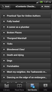 iDCL Reader apk screenshot