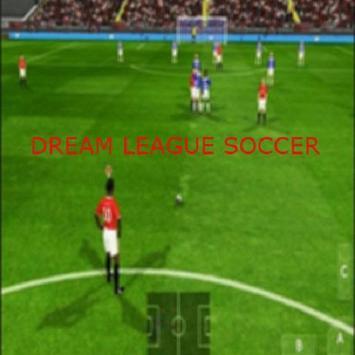 Trick dream league soccer new apk screenshot