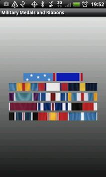Military Medals & Ribbons apk screenshot