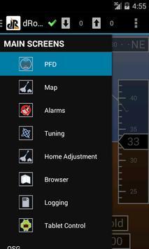 dRonin Ground Control Station apk screenshot