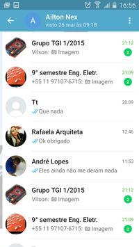 Drummond Messenger apk screenshot