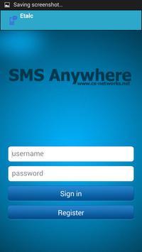 eTalc apk screenshot