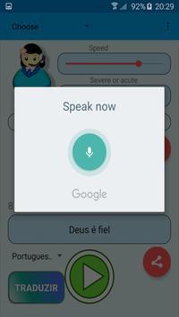 Voice of the Woman Translator apk screenshot