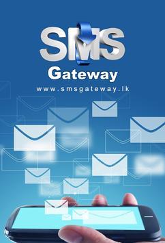 SMS Gateway poster