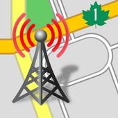 TowerLocator Canada icon