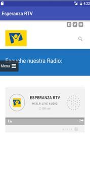 Esperanza RTV apk screenshot