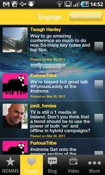 Digital Summit 2012 apk screenshot