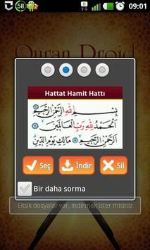 Quran Droid poster