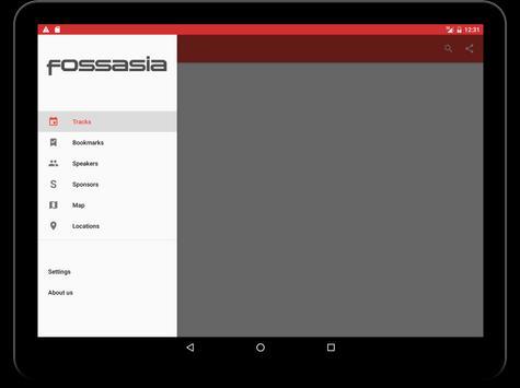 FOSSASIA 2016 apk screenshot