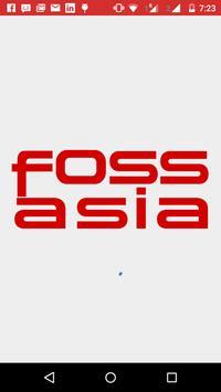FOSSASIA Companion poster